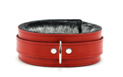 Berlin Fur Lined Collar